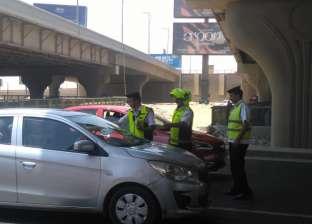مدير الإدارة العامة للمرور يطمئن على الحركة المرورية