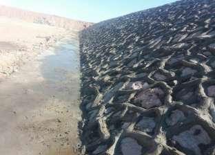 افتتاح مشروع حماية نويبع من مخاطر السيول في العيد القومي لجنوب سيناء