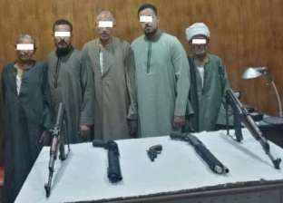 """""""الأمن العام"""" يضبط 3 آلاف سلاح ناري و47 تشكيلا عصابيا بالمحافظات"""