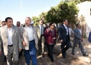 اجتماع لمحافظ قنا والنواب ورئيس الشركة القابضة لمياه الشرب