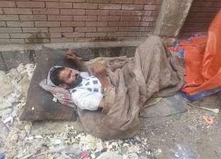 """3 مشردين في شوارع كفر الشيخ """"الظلم والمرض أكلا أجسادهم"""""""