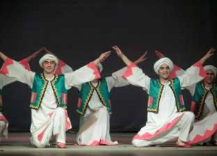 فرقة رضا تشارك في فعاليات المهرجان الدولي الثاني لجامعة بدر