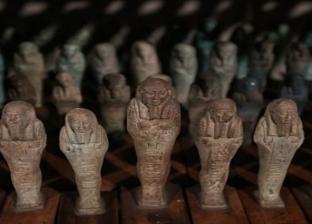 منظمة أمريكية: 3 مليارات دولار قيمة الآثار المصرية المهربة منذ 2011