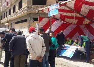 """توافد المواطنين على """"اعرف لجنتك"""" لحزب """"النور"""" بالإسكندرية"""