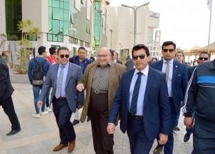 وزير الشباب والرياضة: متوسط دخل اللاعب فى الدورى المصرى 10 ملايين جنيه