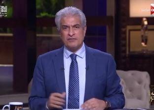 """وائل الإبراشي: ثناء """"ميركل"""" على إنجازات مصر بمثابة شهادة هامة للغاية"""