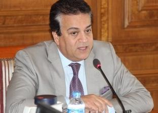 """تعيين """"حافظ"""" و""""البيومي"""" نائبين لرئيس جامعة المنصورة"""