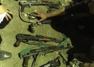 بعد اشتباكات 3 ساعات مع الشرطة.. مقتل 6 متهمين بقتل معاون مباحث أبو حماد