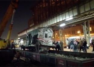 «السكة الحديد»: بدء أعمال ترميم المباني المتضررة بمحطة مصر خلال أيام