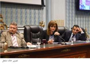 """بعد زيارتها للأهرامات.. """"سياحة"""" النواب توصي بتنمية وتطوير المناطق السياحية"""