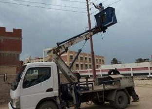 السبت.. فصل الكهرباء عن محطتي زفتى1و2 لإجراء أعمال صيانة
