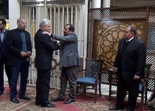 حمدين صباحي في عزاء نفيسة قنديل وغياب الشخصيات العامة
