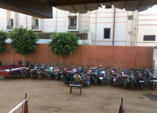 ضبط شقيقين يتزعمان تشكيلا لسرقة الدراجات البخارية في المنيا