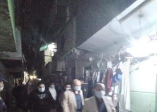 حزن في عزبة بلبل بعد وفاة شقيقتين في عقار بني سويف المنهار