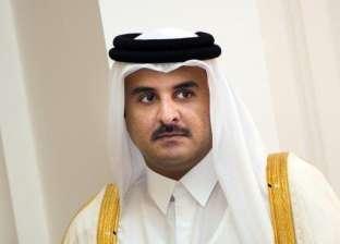 تميم بن حمد يرحب بزيارة خادم الحرمين الشريفين لدولة قطر