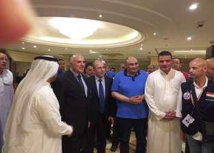 رئيس بعثة الحج يتفقد مقر بعثة التضامن ويزور ضيوف الرحمن في الفنادق
