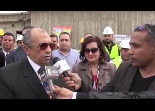 """وزير الزراعة لـ""""الوطن"""": سعيد بأفكار ومشروعات محافظة البحر الأحمر"""