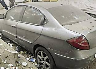 ضبط عصابة سرقة السيارات وبيع أجزائها في المنوفية