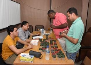بدء تطبيق الكشف عن المخدرات لأعضاء الجهاز الإداري بجامعة عين شمس