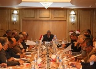 محافظ قنا يوجه بسرعة الانتهاء من مشروعات الخطة الاستثمارية 2018- 2019
