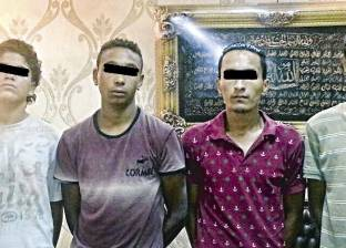 4 أحداث يخطفون طفلاً فى «توك توك» لاغتصابه فى قصر بالمرج