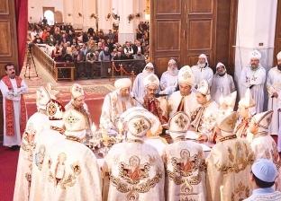 البابا تواضروس يتمم طقس سيامة 15 كاهنا للخدمة بالإسكندرية