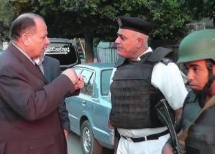 ضبط آلاف المخالفات المرورية في حملات بشوارع الجيزة