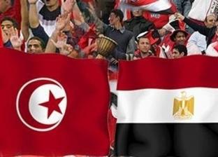 بث مباشر.. مباراة مصر وتونس اليوم الجمعة 16-11-2018