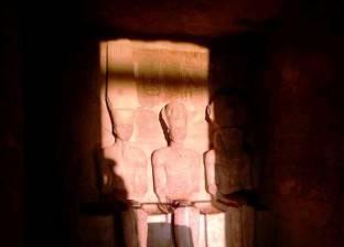 """مكتبة الإسكندرية تستضيف حملة """"أبو سمبل 50"""".. أبريل المقبل"""