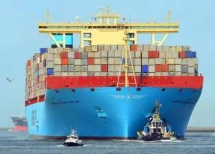 33 سفينة إجمالي الحركة بموانئ بورسعيد