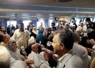 موانئ البحر الأحمر: انتهاء موسم الحج البري في ميناء نويبع بنجاح