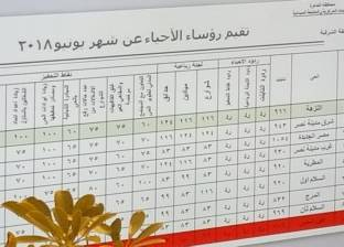الزيتون والنزهة والوايلي والتبين.. الأفضل بتقييم أحياء القاهرة بيونيو