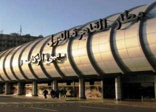 استمرار أعمال الصيانة بمداخل قرية البضائع في مطار القاهرة