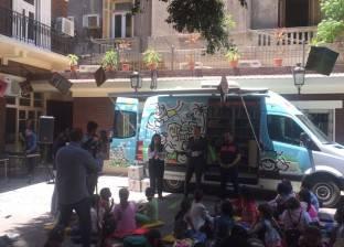 """بالفيديو  رئيس """"مناحي مصر الخير"""": زيارة محافظات الدلتا بـ""""مكتبة جوته"""""""