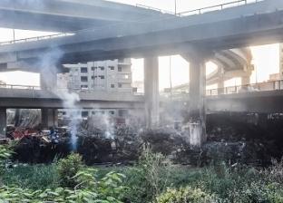 السيطرة على حريق في شقة بشبرا الخيمة دون خسائر بشرية