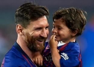 """آخرها بعد إعلان أبيه أفضل لاعب.. لقطات تثبت أن ماتيو ميسي """"ابن عاق"""""""