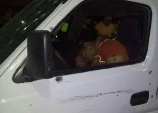 التحقيقات: المسلحون أطلقوا 108 رصاصات في الهجوم الإرهابى بحلوان