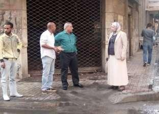 قطع الكهرباء بحي الجمرك في الإسكندرية تحسبا لحدوث سيول اليوم