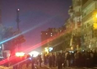 مصرع رجل مسن تحت عجلات قطار أبي قير شرق الإسكندرية