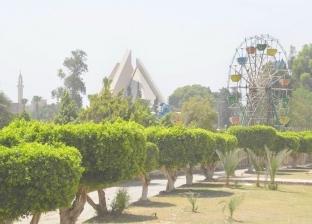 غدا.. الحديقة الدولية في المنيا تفتح أبوابها مجانا للمواطنين