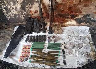 صور.. تفاصيل مقتل إرهابي من حركة حسم في تبادل لإطلاق نار مع الأمن