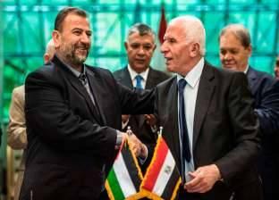«حماس»: استئناف مباحثات المصالحة بالقاهرة بعد العيد