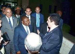 تطرقت إلى قضايا الحفاظ على البيئة والمياه.. زيارة رئيس موزمبيق للقناطر