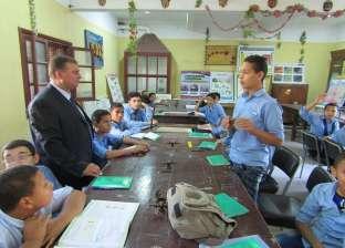 """""""جودة التعليم"""": نهدف إلى اعتماد المؤسسات التعليمية وفقا للمعايير الدولية"""