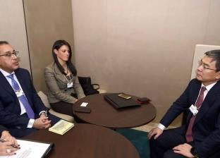 رئيس الوزراء يلتقي مدير مجموعة هواوي لبحث مجالات التعاون