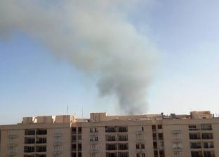 """""""الحماية المدنية"""" تسيطر على حريق نشب داخل الملاحات في الإسكندرية"""