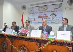بالصور| رئيس جامعة كفر الشيخ: التميز في التعليم ضمان لمستقبل الأجيال القادمة