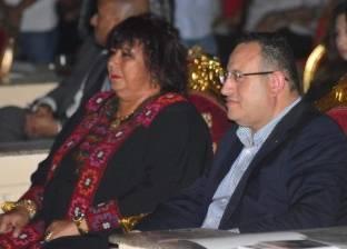 تكريم 20 شخصية فنية خلال افتتاح مسرح محمد عبدالوهاب بعد إعادة تأهيله