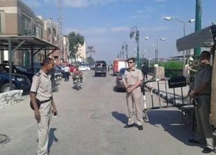 بالصور| إجراءات أمنية مشددة في محيط مديرية أمن أسيوط