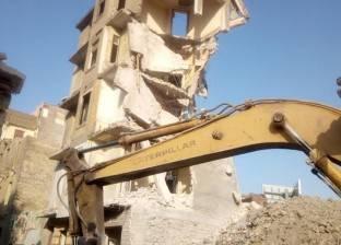 نائب محافظ القاهرة: إلغاء الإجازات لمتابعة أعمال الإزالة بمثلث ماسبيرو
